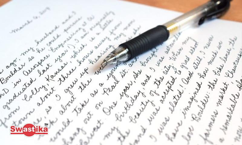 Cara Mengetahui Personality Sang Gebetan Melalui Tulisan Tangan