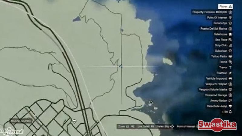 Apa saja tempat paling misterius di Google Maps?