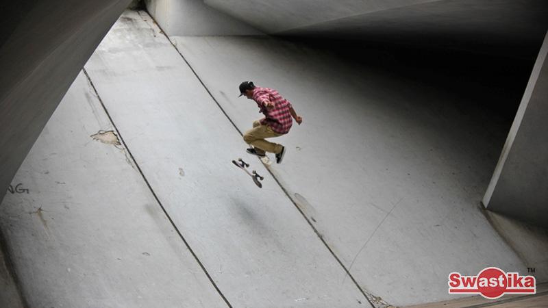 Skateboard,Begini awal mulanya olahraga ekstrim ini