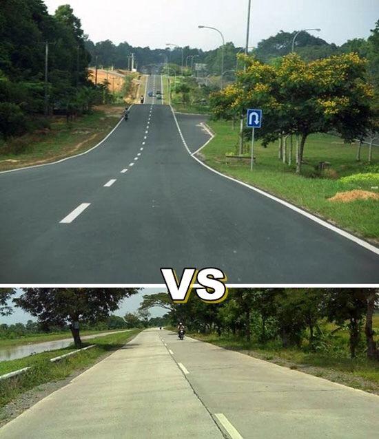 Jalan Beton Vs Jalan Aspal, Mana yang lebih baik