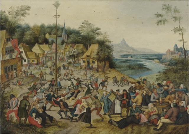 Wabah Menari (Dancing Plague) : Wabah Aneh Yang Membuat Ratusan Orang Menari Hingga Mati