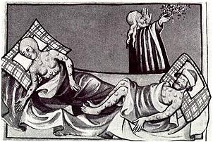 Pandemi Black Death, wabah yang hampir memusnahkan Eropa