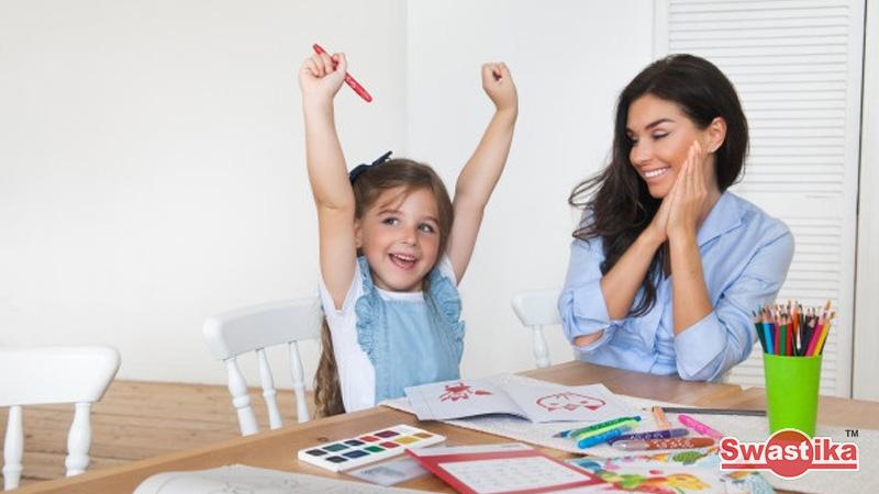 Dear Ayah Bunda, Ini Tips Agar Belajar Anak di Rumah Menyenangkan