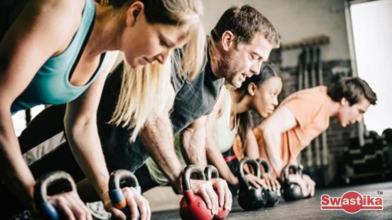 Di Rumah Aja, Begini Cara Bisa Olahraga Ala Tempat Gym Favorit