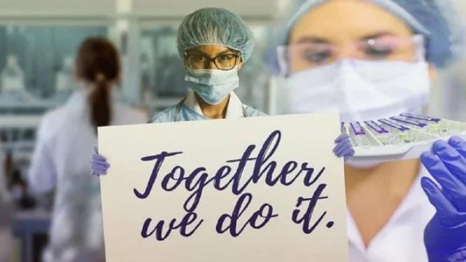 Beragam Cara Saling Membantu di Tengah Pandemi Virus Corona