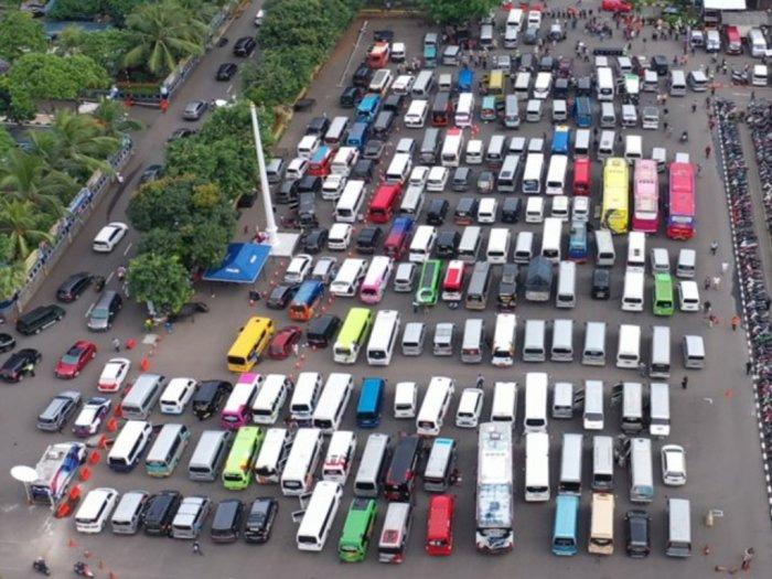 Polisi Gagalkan 1.389 Pemudik dari 228 Travel Gelap Dalam Operasi Ketupat 2020