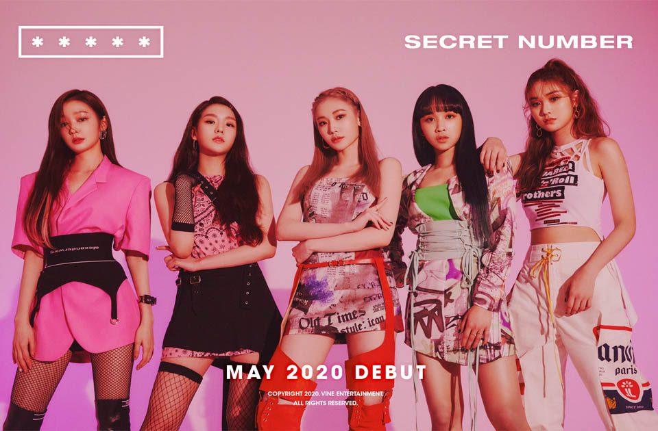 Punya Member Indonesia, Ini Profil Girlband KPop Baru Secret Number