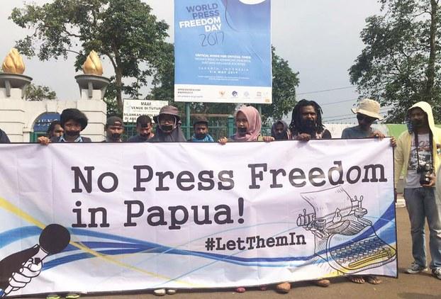 Curhatan Jurnalis Papua, Wartawan Yang Meliput di Papua Sering Mendapat Intimidasi