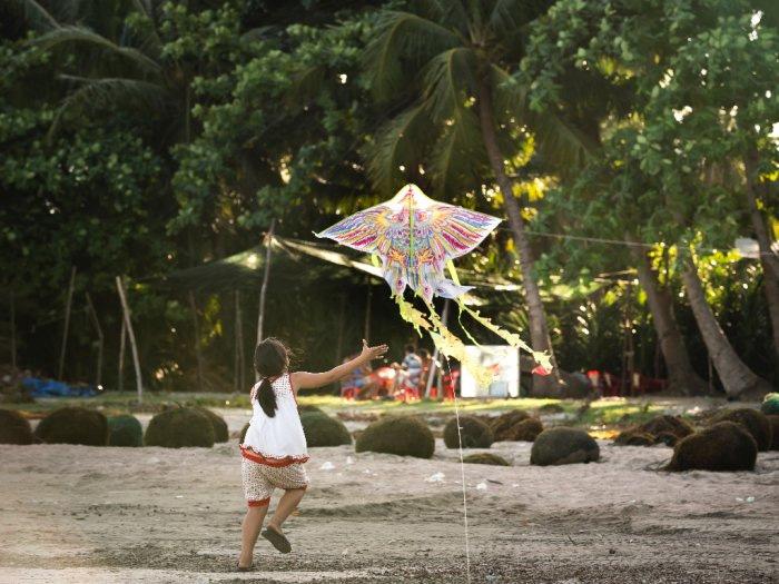 Mengenal Kaghati, Layang-layang Tertua di Dunia Asal Indonesia