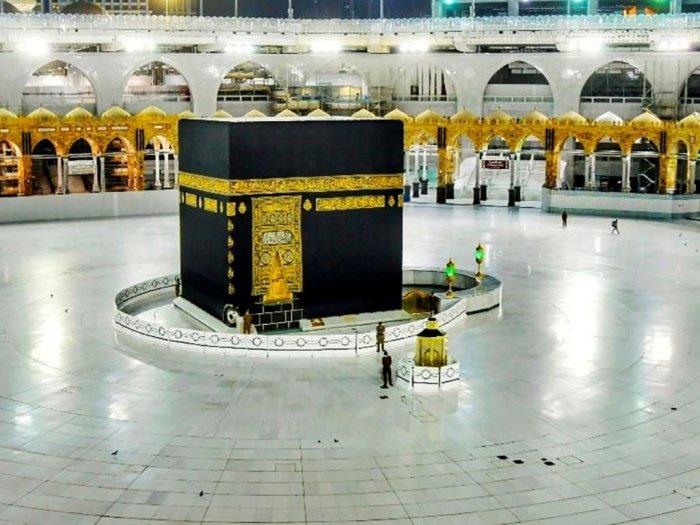 Sedih, Pemerintah RI Batalkan Ibadah Haji 2020, Arab Saudi Justru Buka 90.000 Masjidnya