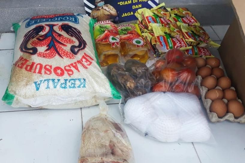 Sembako bantuan Senilai Rp13,6 Miliar Ditemukan Tertimbun Hingga Rusak