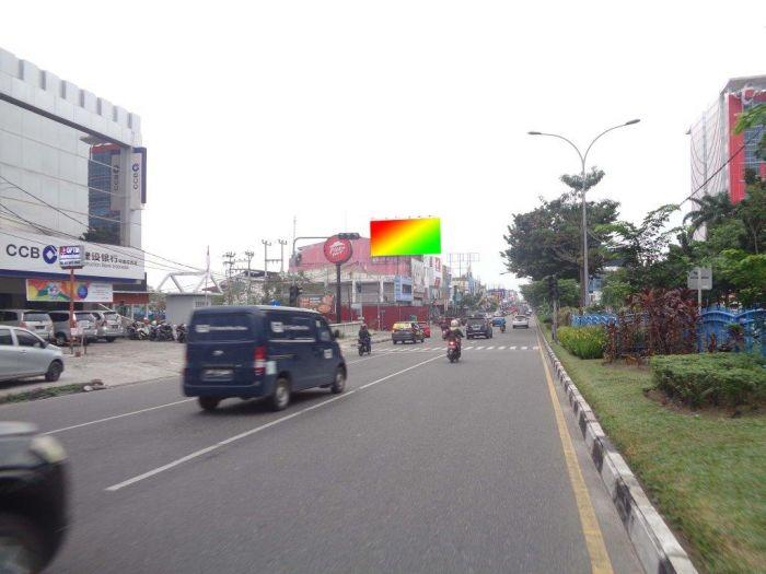 Sewa baliho di Kota Pekanbaru